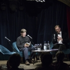 A Book and A Bottle Salon with Ian Rankin
