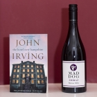 January's #NovelPairing