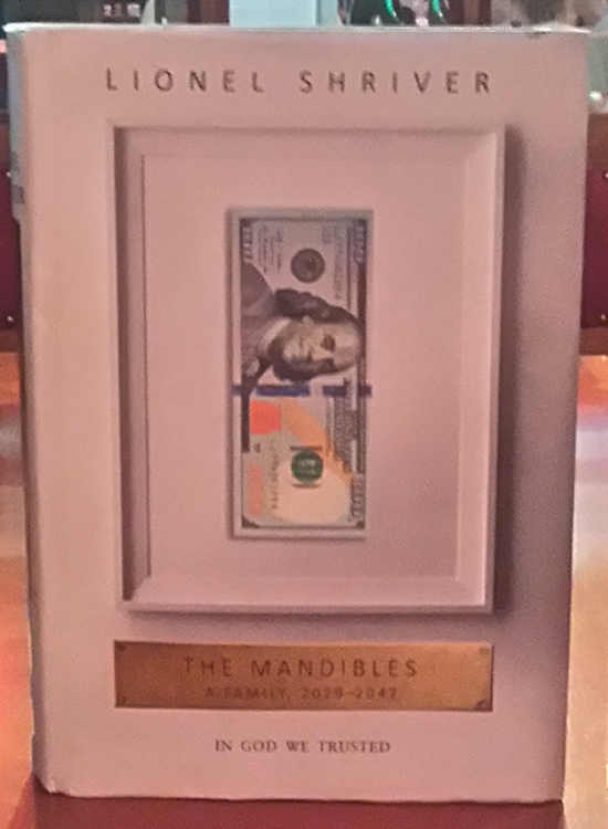 themandibles